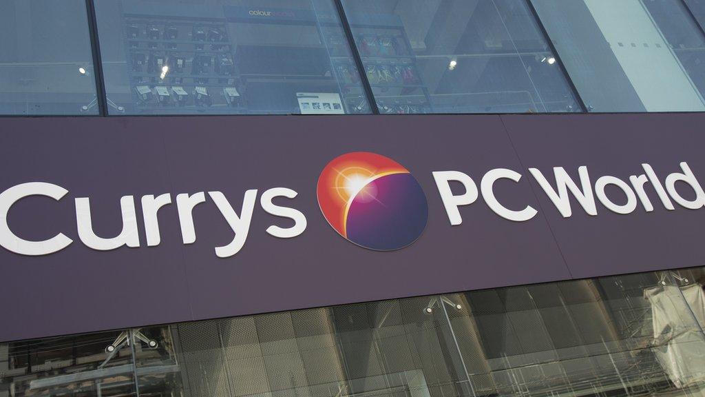 Currys Pc World Customers Scammed Via Ebay Bbc News