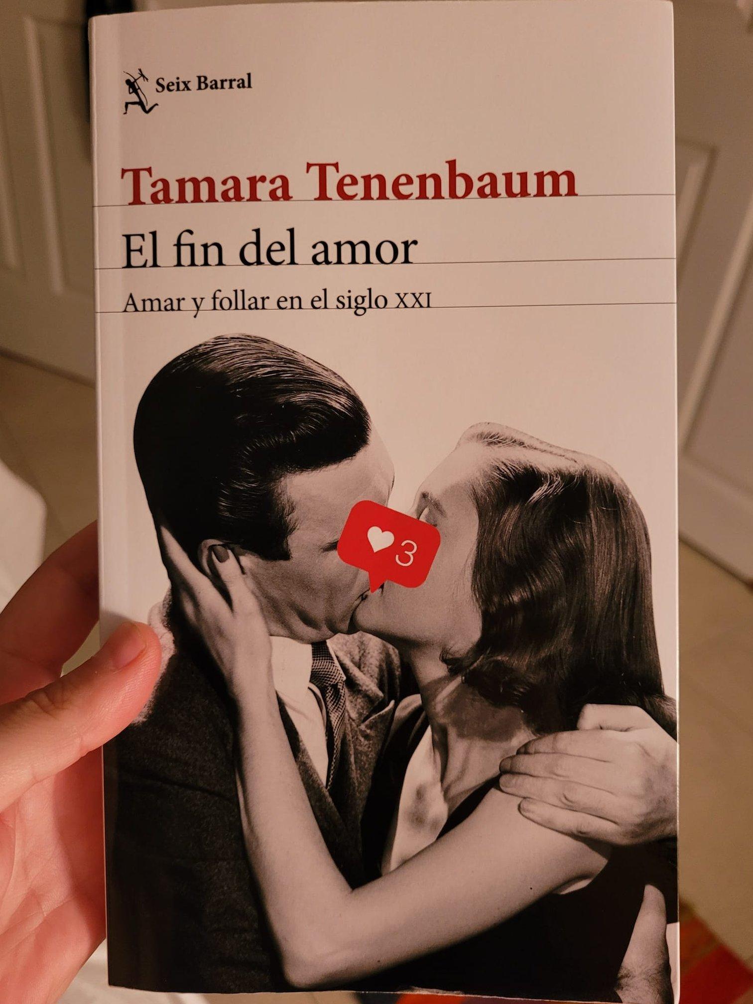 "Libro ""El fin del amor"" - Tamara Tenenbaum"