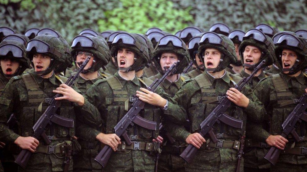 Росія проведе наймасштабніші військові навчання з часів холодної війни