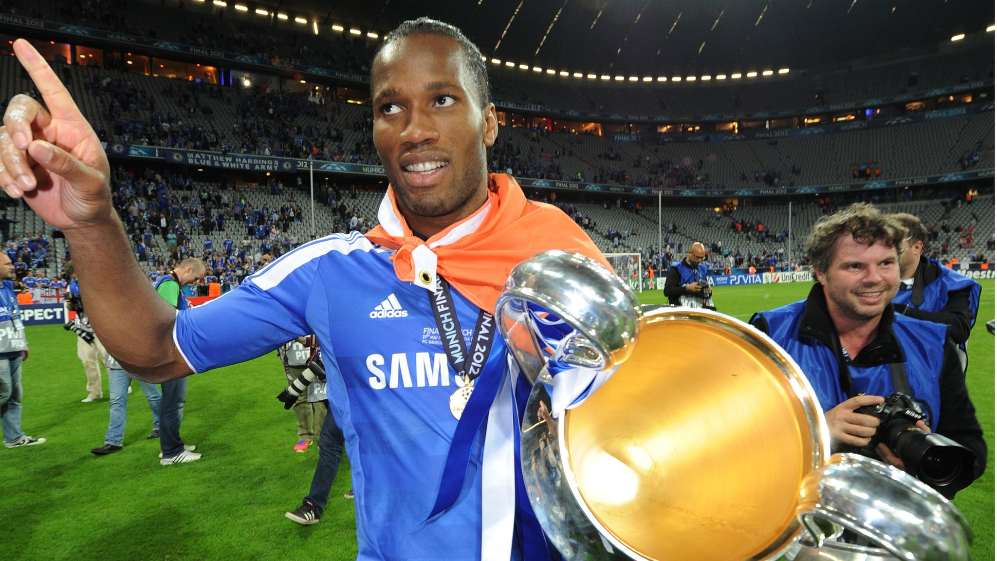 Didier Drogba: Chelsea and Ivory Coast legend retires from playing