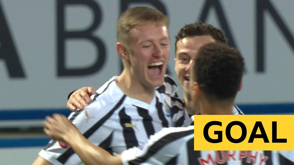 FA Cup third round: Blackburn v Newcastle - Sean Longstaff gives Newcastle lead