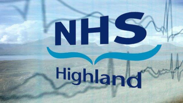 Suaicheantas NHS na Gàidhealtachd