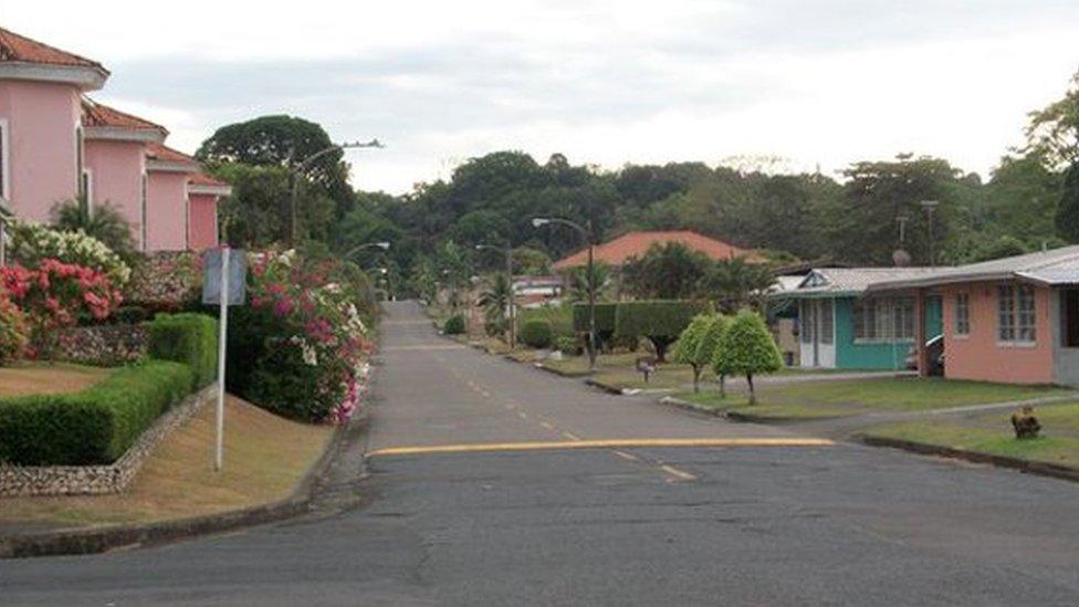 Barrio residencial
