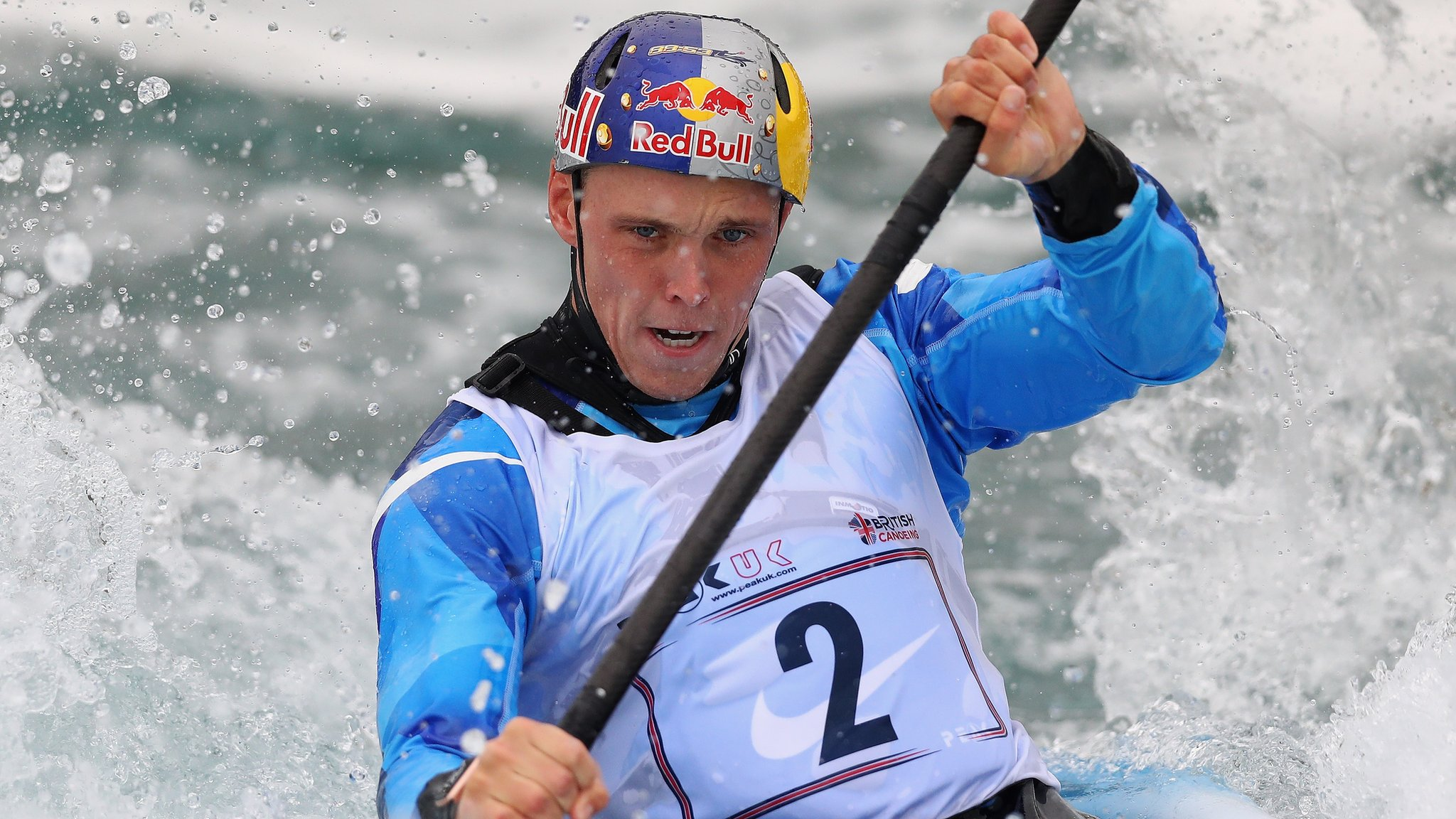 Canoe Slalom World Championships: Joe Clarke ready to challenge after 'building from zero'