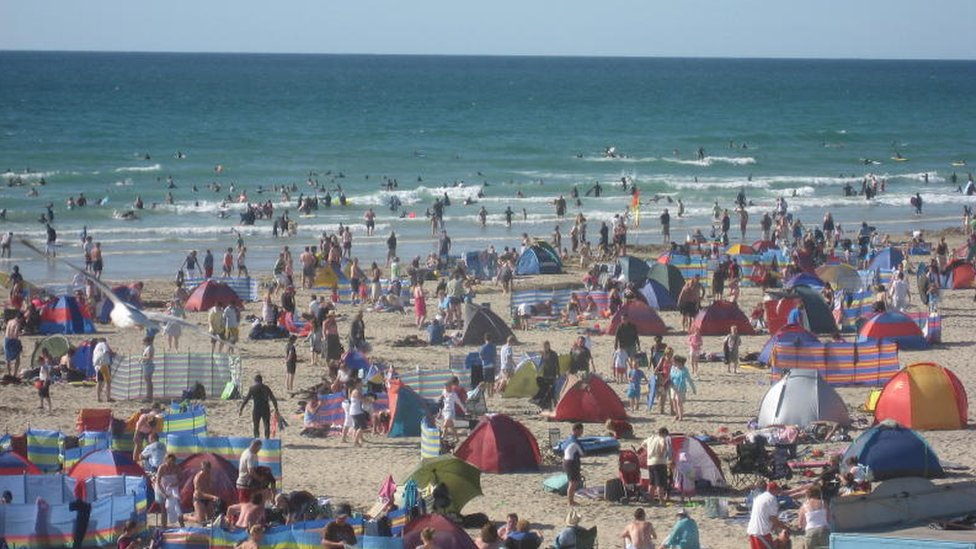 Beach lifeguards help find 7,000 lost children in five years