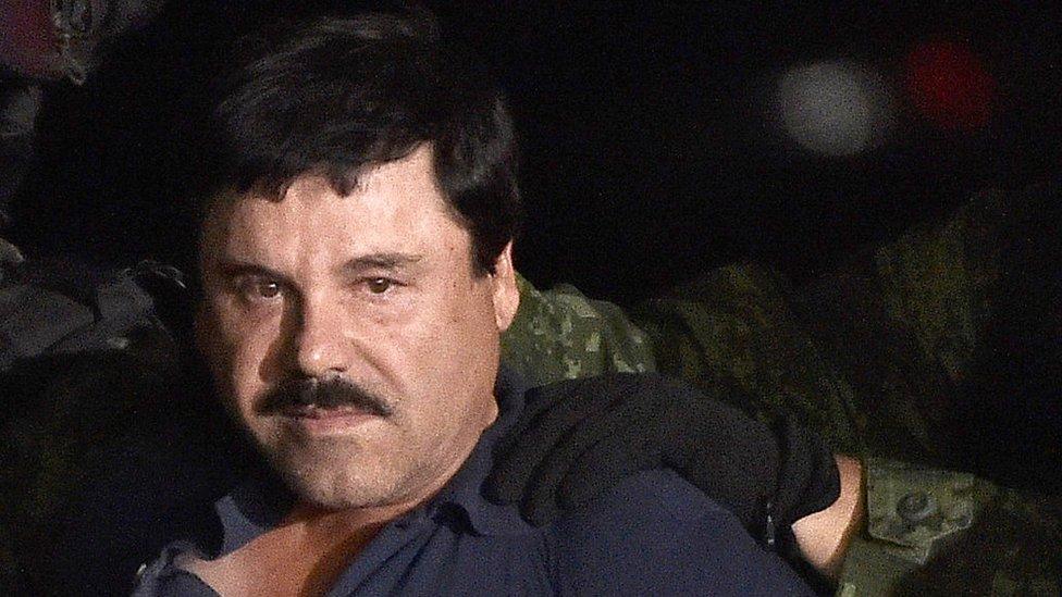 El Chapo NO USAR / BBC