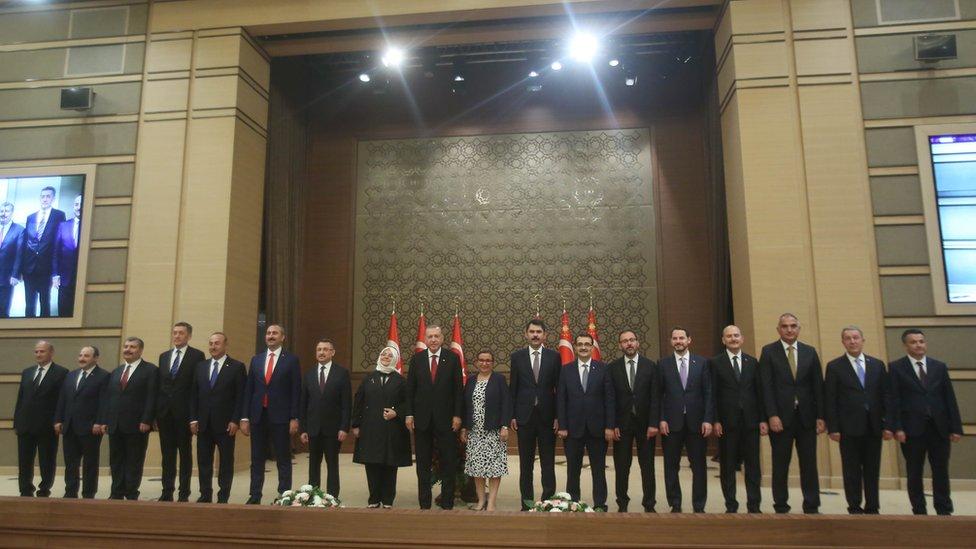 الوزارة الجديدة ألغي فيها منصب رئيس الوزراء