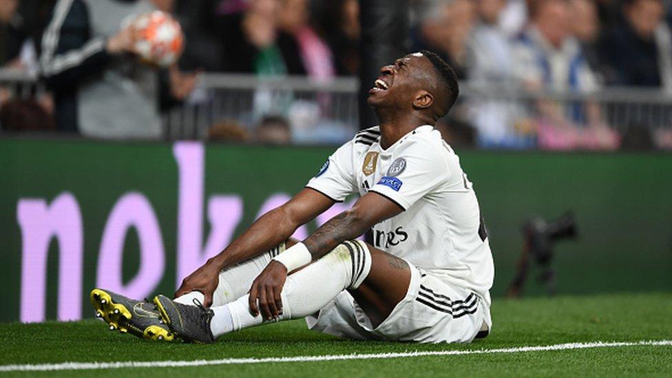 ريال مدريد خارج دوري أبطال أوروبا