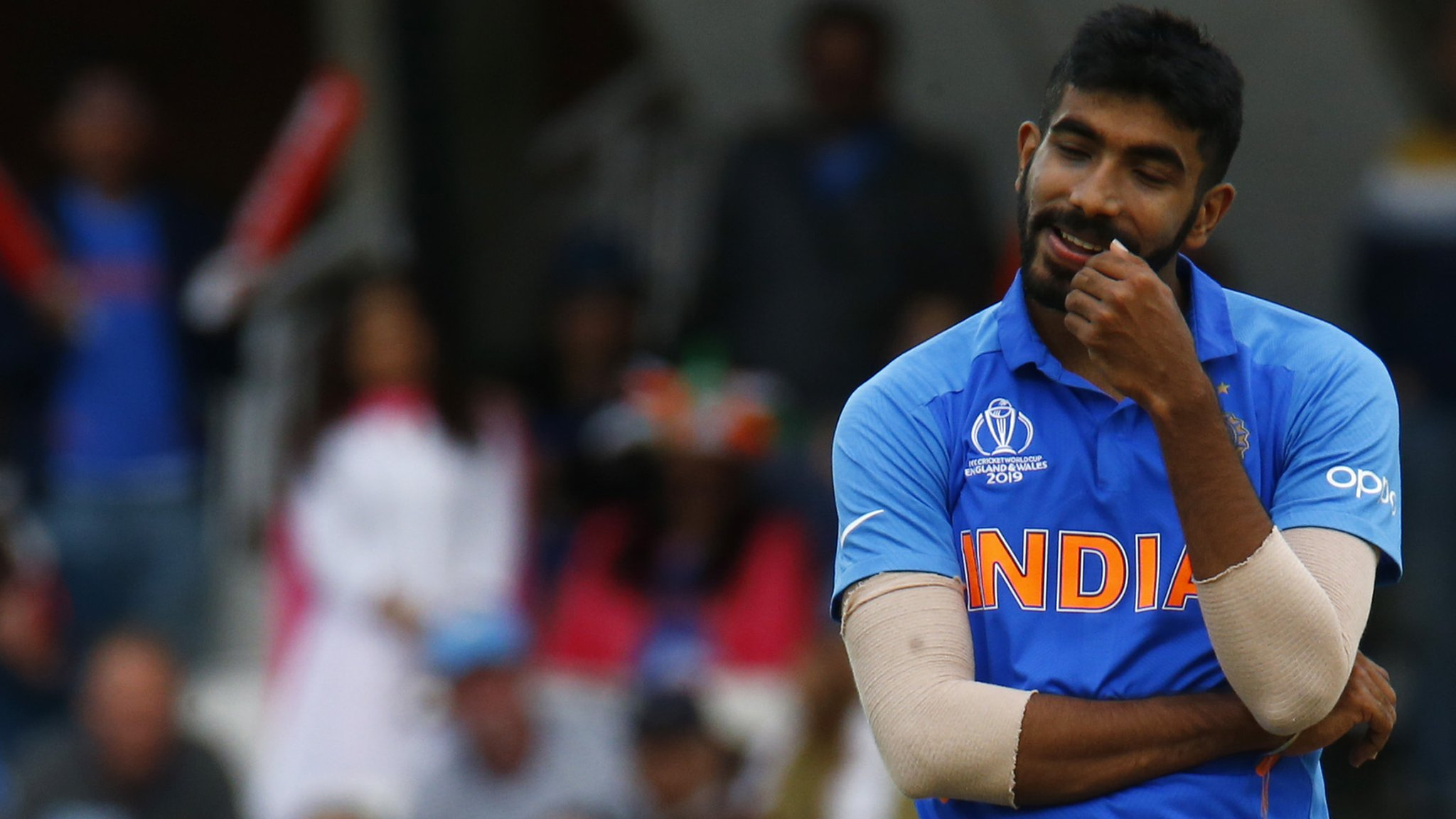 Cricket World Cup: India's Jasprit Bumrah says England the 'most difficult place' for bowlers