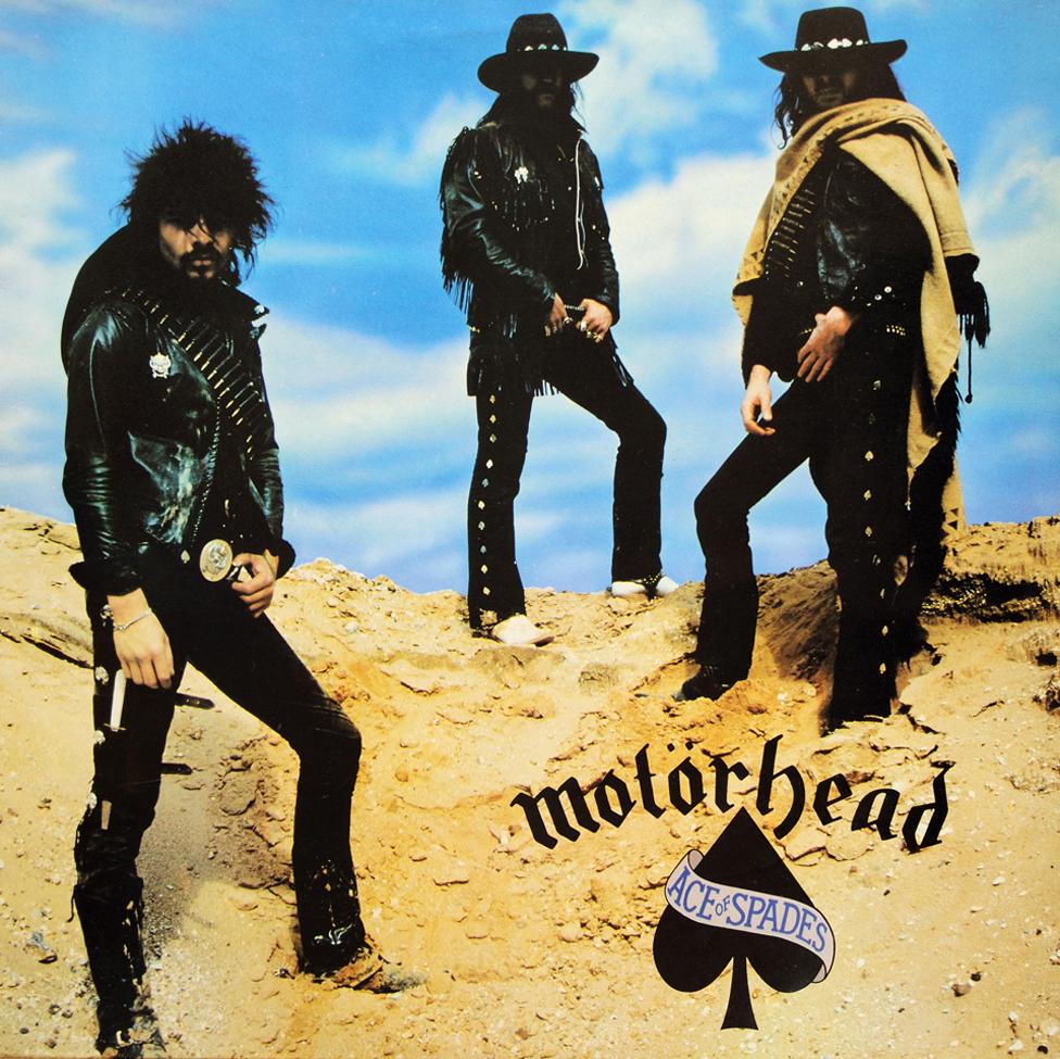 Ace of Spades album cover