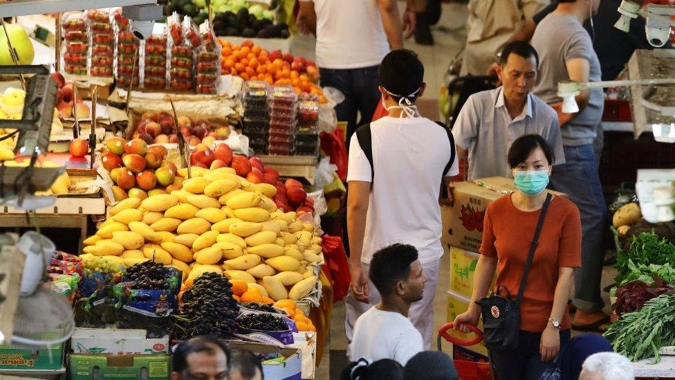 Mercado Mojado.