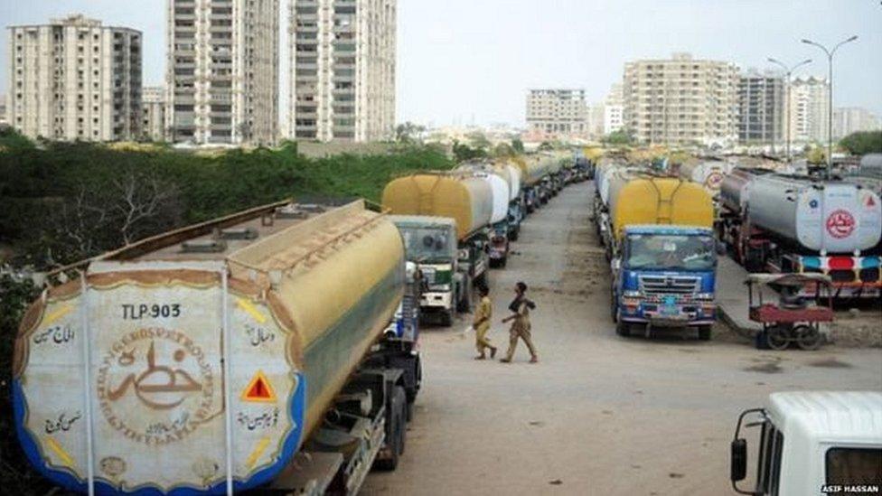 पाकिस्तान को अमरीकी आर्थिक मदद