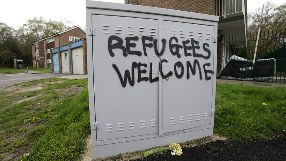 Graffiti in Croydon