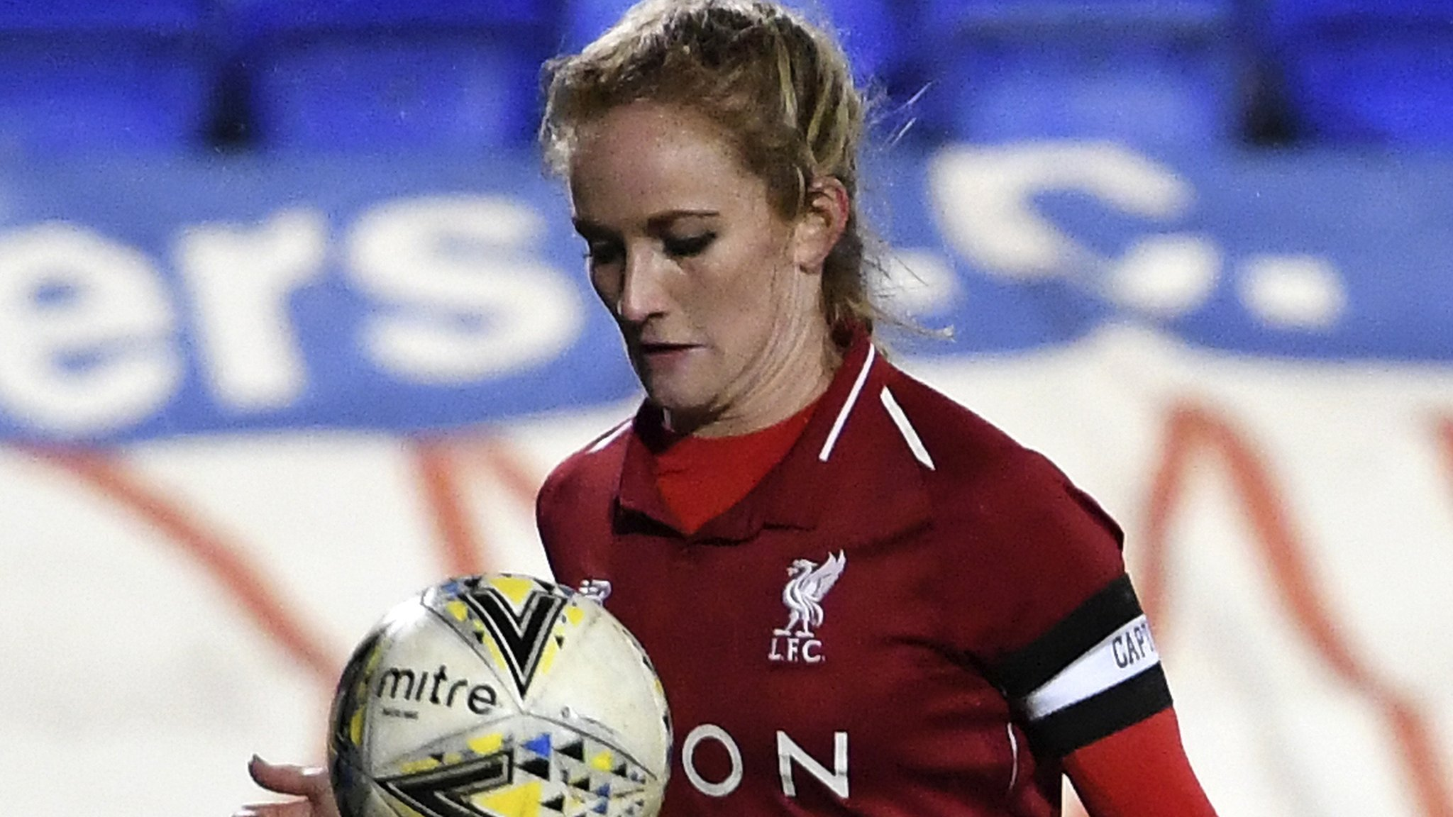 Sophie Bradley-Auckland: Liverpool Women captain signs new contract