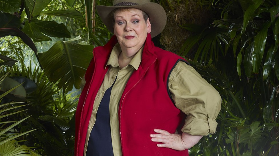 I'm a Celeb: Hegerty praised for Asperger's chat