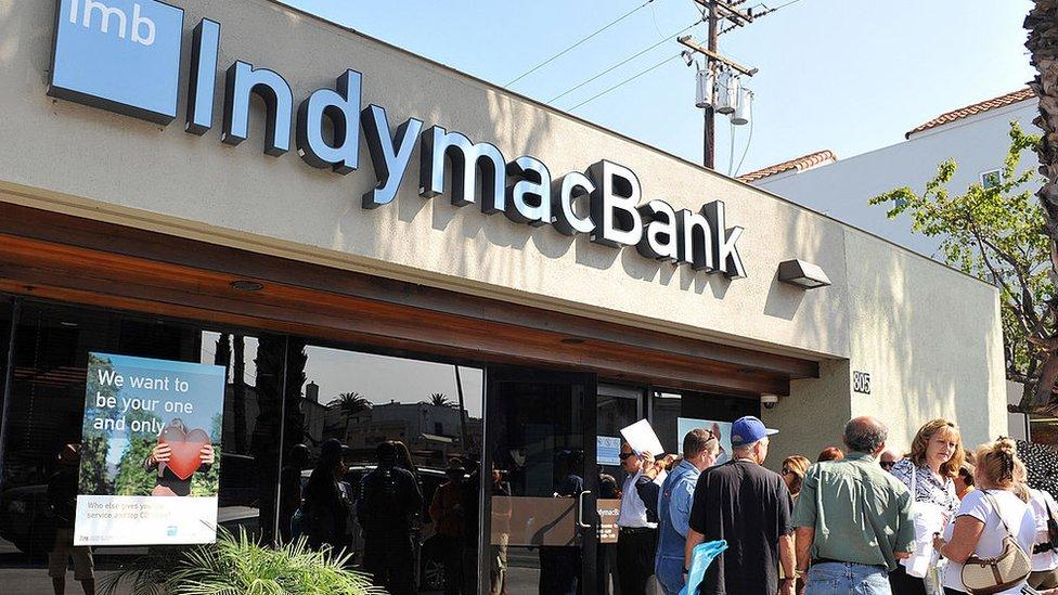 Banco IndyMac