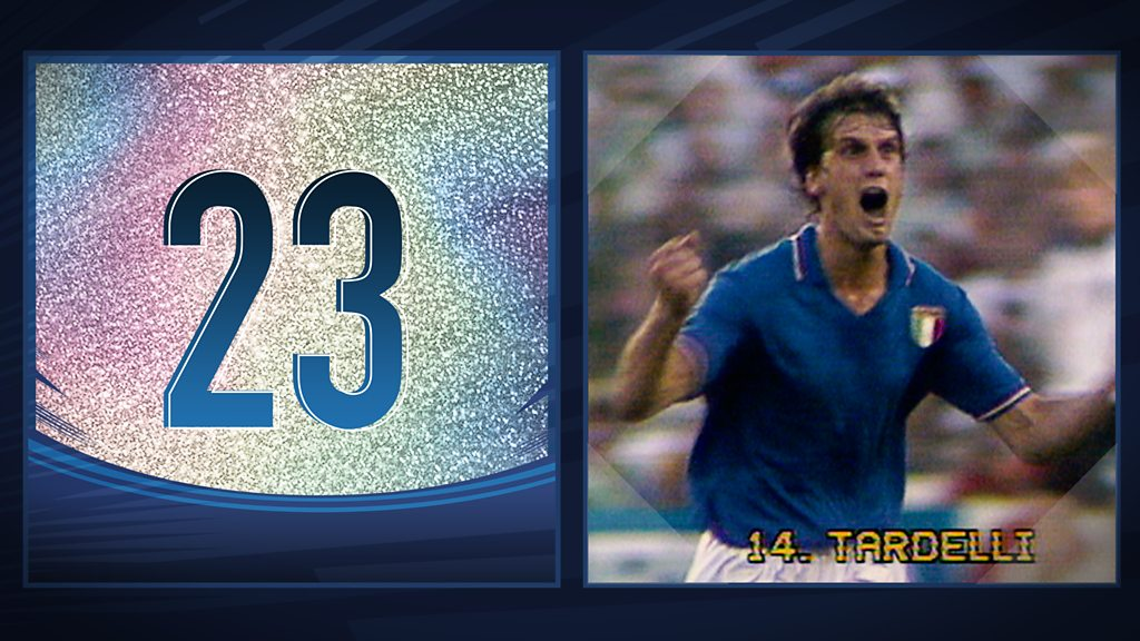 50 Great World Cup moments: Marco Tardelli's scream against Germany - 1982