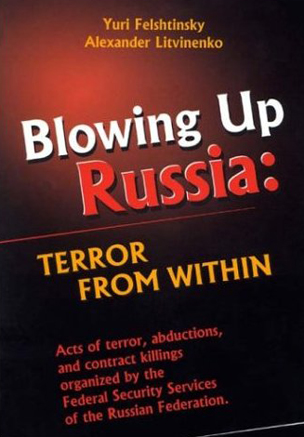 Cover of Blowing up Russia