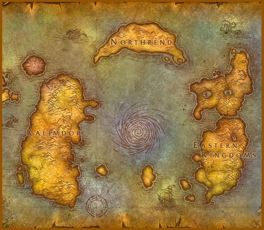 Azeroth, World of Warcraft