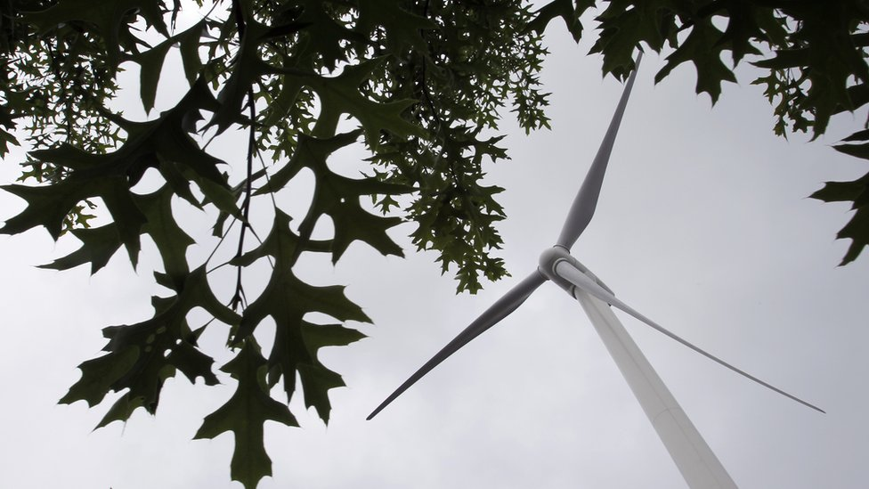 La compañía estadounidense AMSC asegura que la china Sinovel Windpower robó su tecnología.