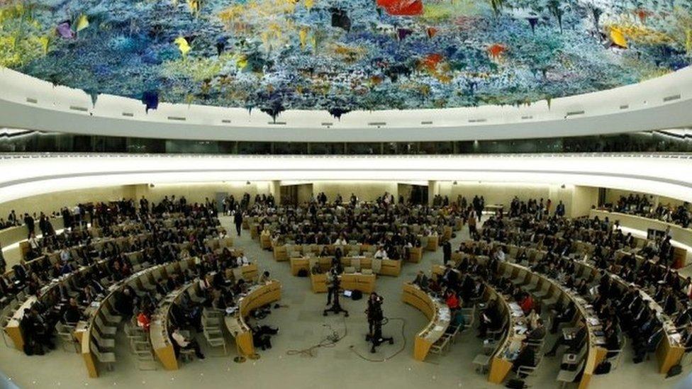 اقوامِ متحدہ کا انسانی حقوق کونسل