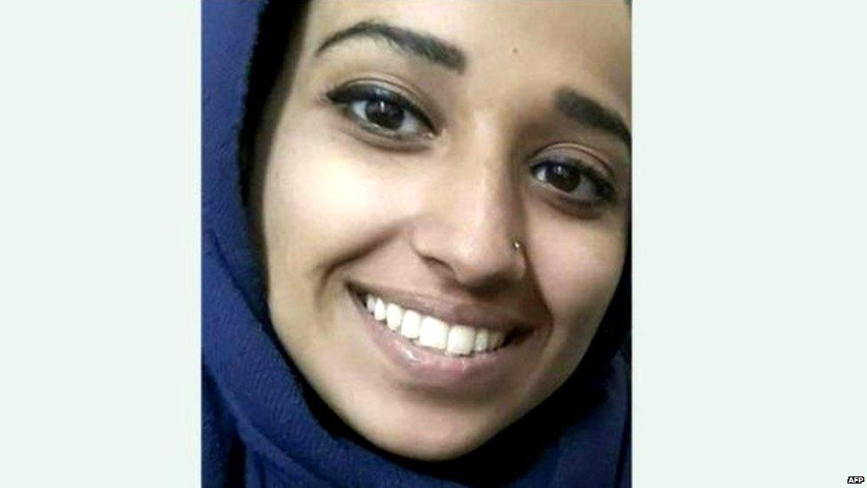 'आईएस की दुल्हन' हुदा मुथाना को अमरीका आने से क्यों रोक रहे हैं डोनल्ड ट्रंप?