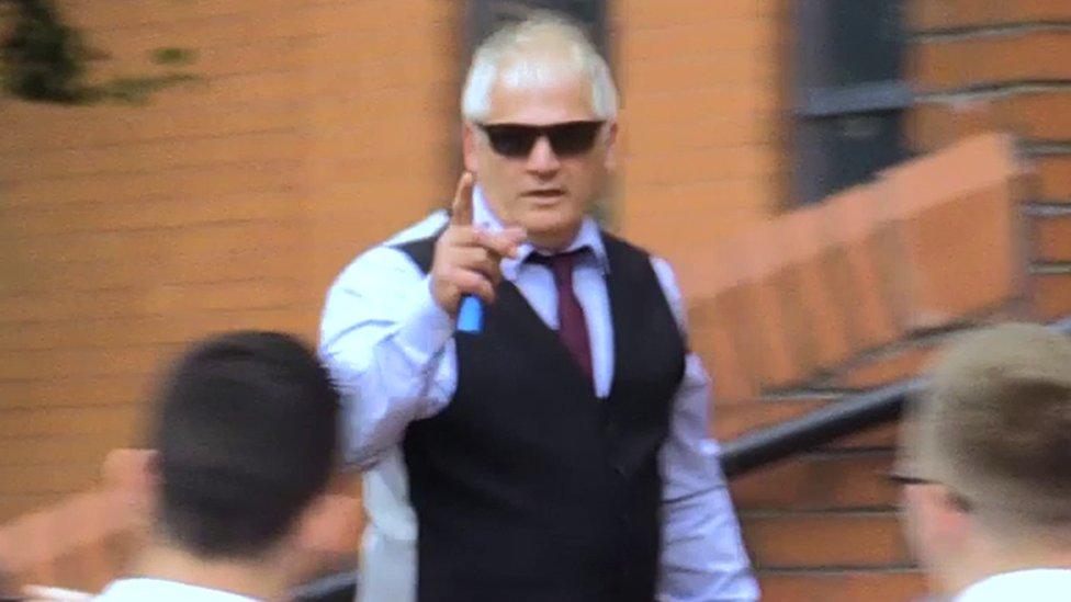 Lee Rigby: Fundraiser Gary Gardner jailed for fraud