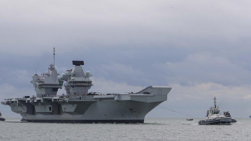 HMS Prince of Wales