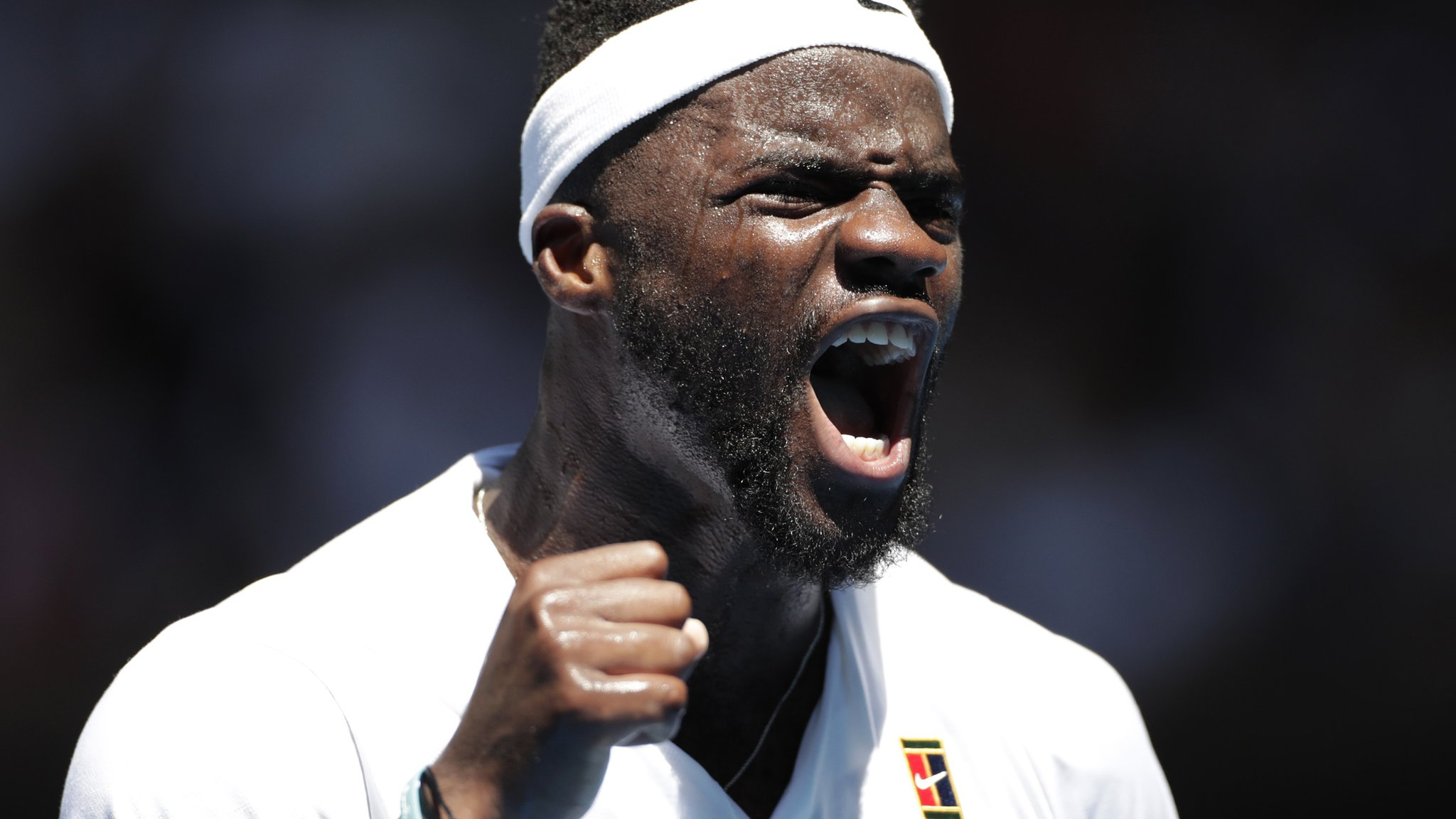 'It means the world ' - Tiafoe into quarter-finals on 21st birthday
