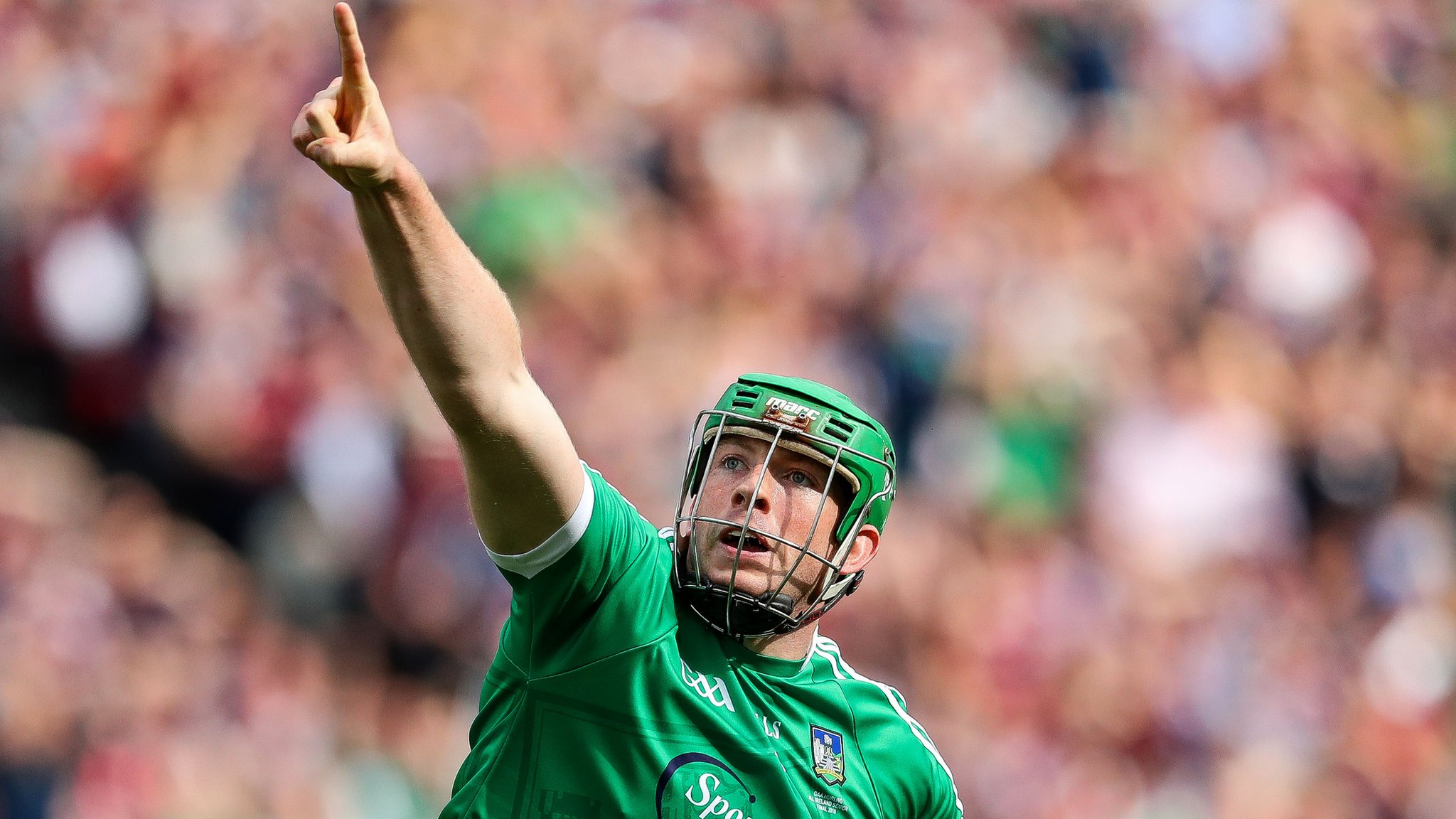 All-Ireland SHC Final: Limerick resist Galway fight-back to win by 3-16 to 2-18