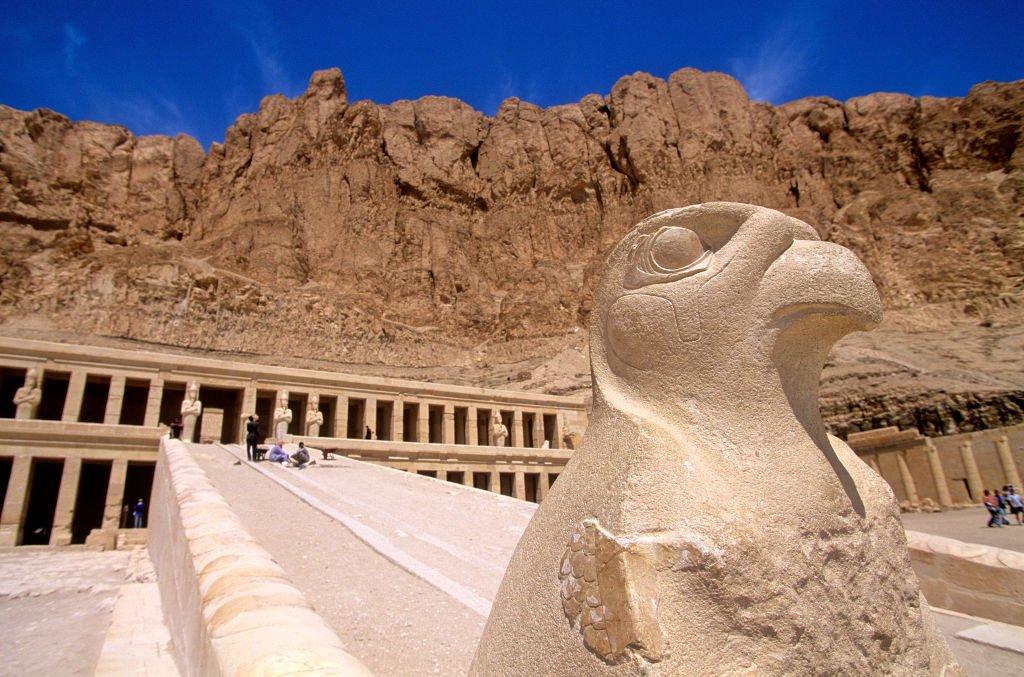 Templo mortuario de Hatshepsut