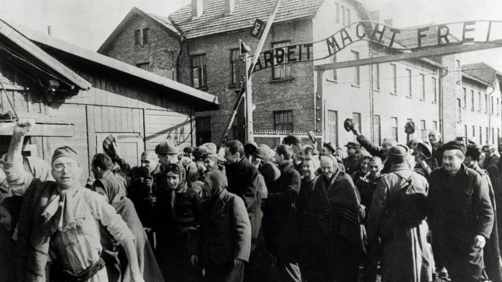 Sovjetske trupe oslobodile su Aušvic u januaru 1945. godine