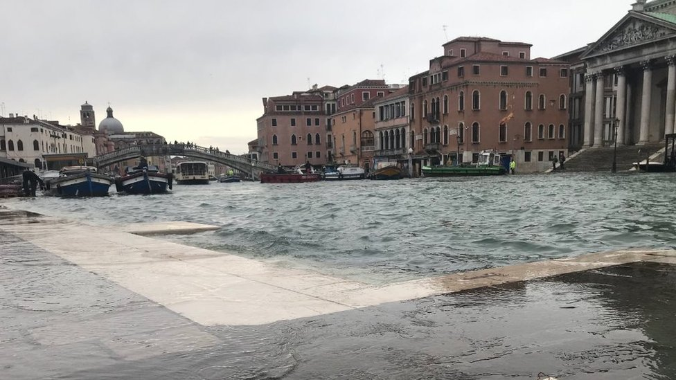 Grand Canal, 15 Nov 19 (pic by Jenny Hill)