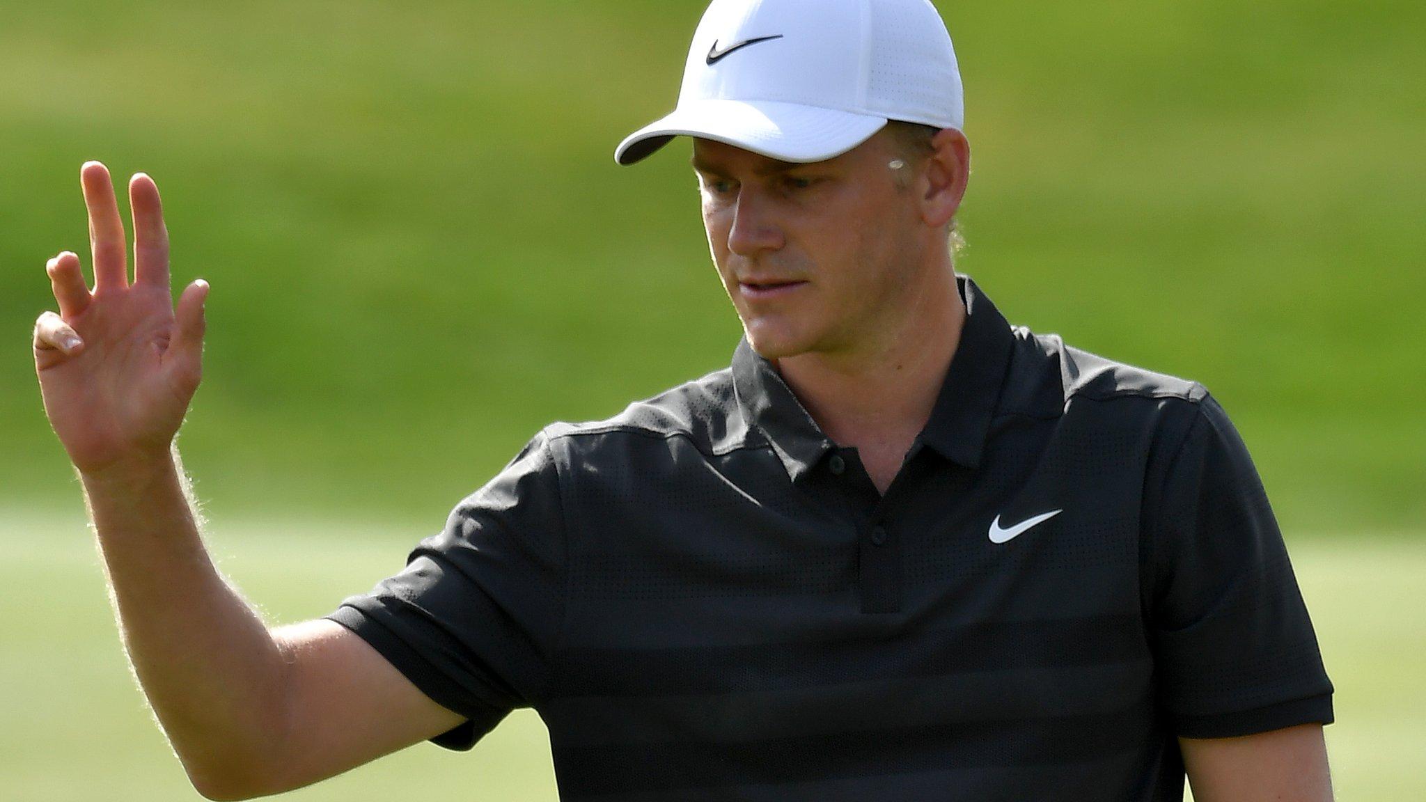 Desert Classic: Adam Long, world number 417, beats Phil Mickelson to win maiden PGA Tour title