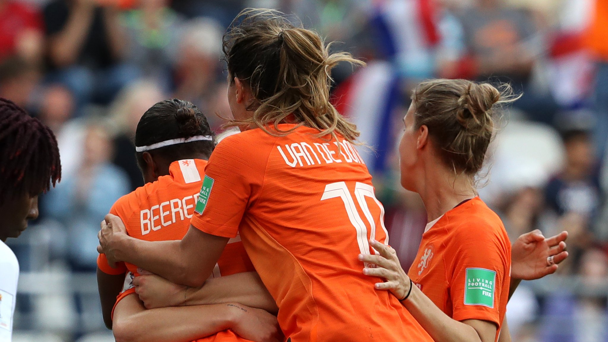 Women's World Cup: Netherlands defeat Canada to win Group E