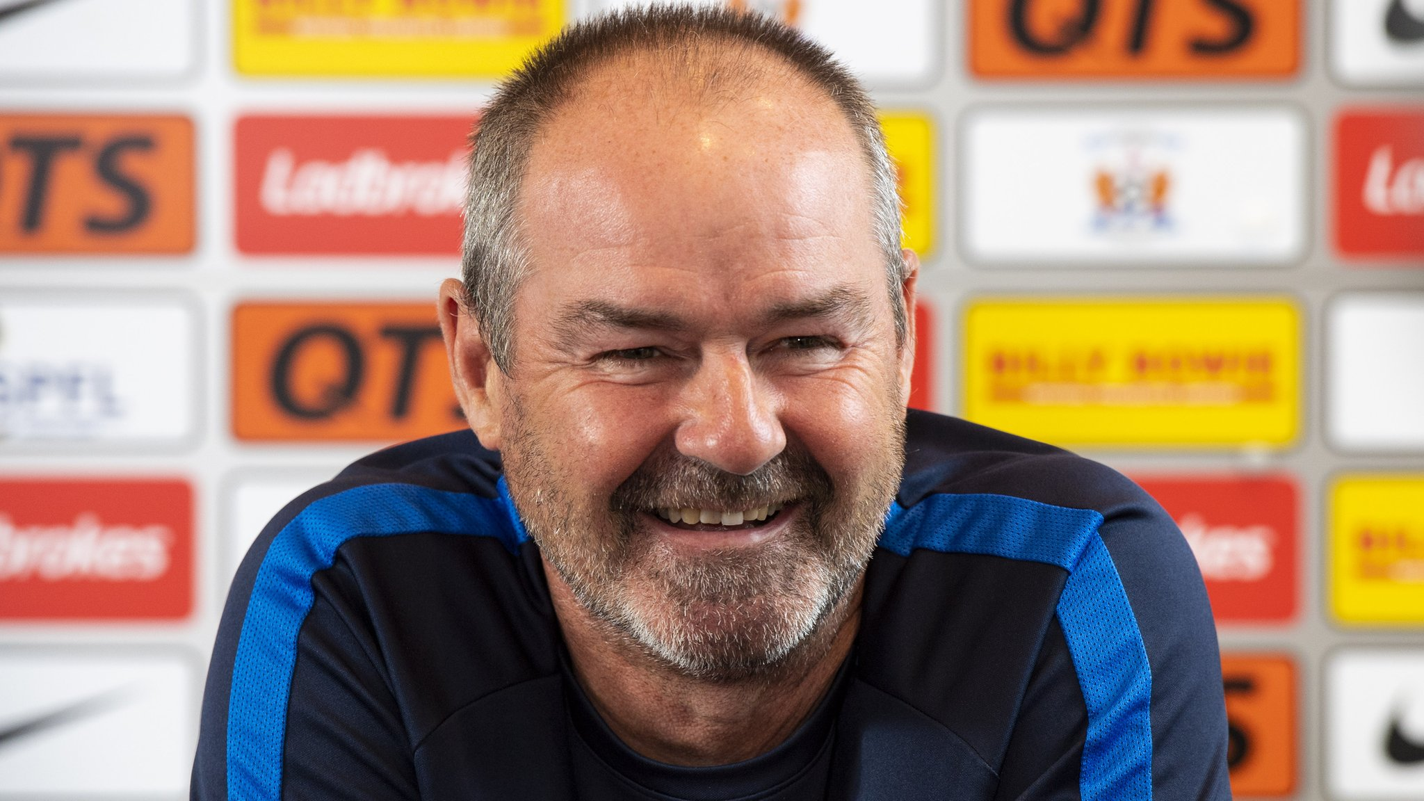 Kilmarnock: Steve Clarke counts on familiar faces and team spirit