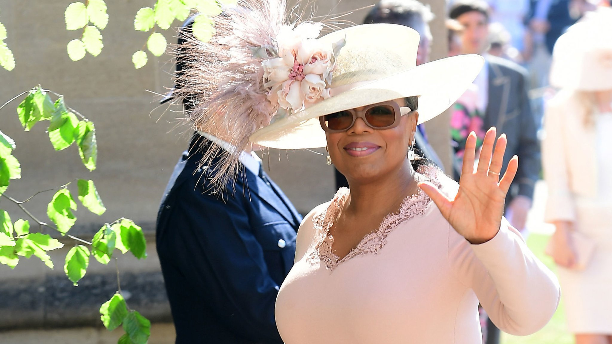 Quiz: What caused Oprah's quick change?