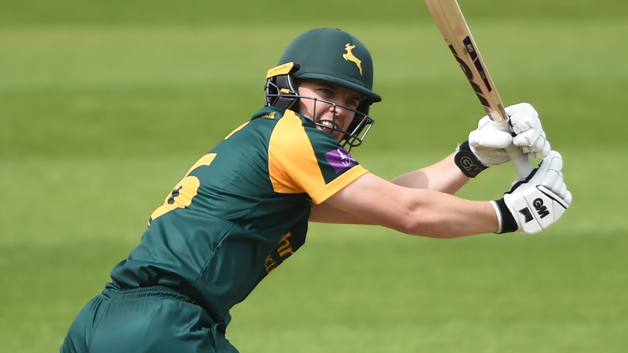 One-Day Cup: Ben Slater century sets up Notts win over Warwickshire