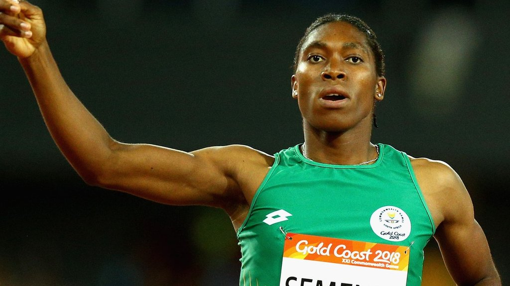 Olympic champion Semenya to challenge 'unfair' testosterone ruling