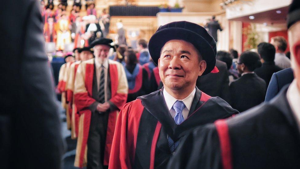 Honorary degree