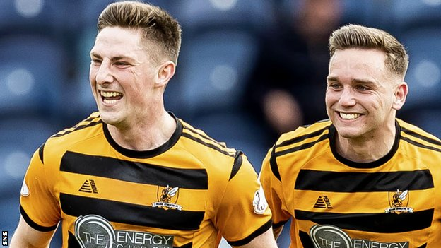 Queen of the South 1-2 Alloa Athletic: Visitors out of relegation zone after late winner