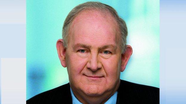 Former Fine Gael TD Seymour Crawford dies at 74