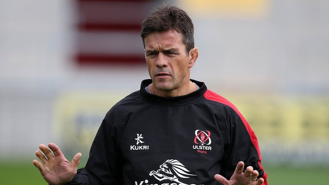 Allen Clarke says Ulster must improve further against Toulouse