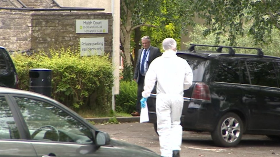 Radstock stabbing: Man charged with murder