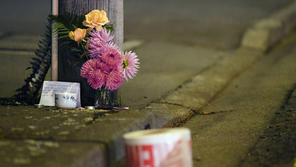 Ofrenda de flores