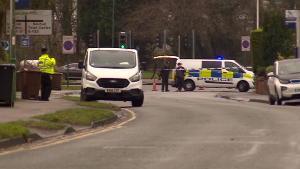 Solihull shooting: Man accused of trying to murder woman
