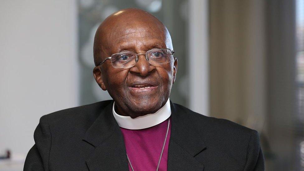 Nadbiskup Desmond Tutu