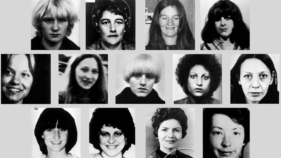The Yorkshire Ripper's victims