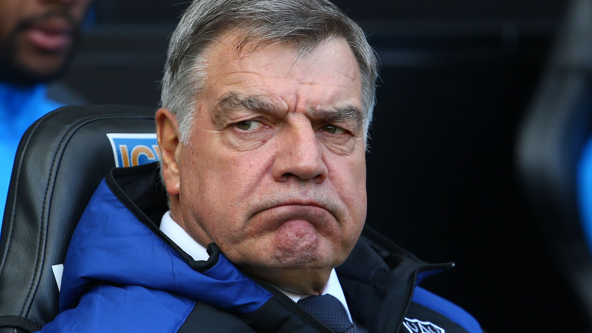 Sam Allardyce: Everton manager sacked after six months in charge