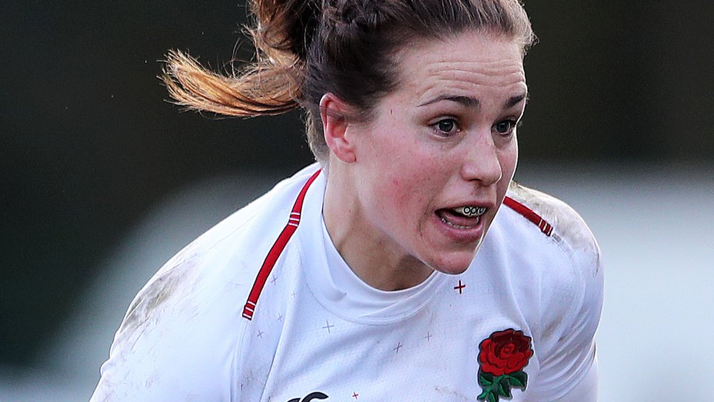 England's Scarratt to miss Wales match on Sunday